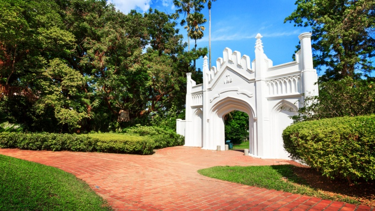 Taman Fort Canning