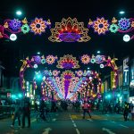 Warna-Warni Dekorasi Little India