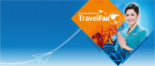 Garuda Indonesia Sales Office Travel Fair 2017